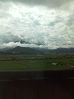 新潟から東京へ