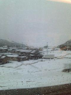 関ヶ原はいつも大雪