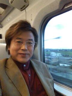 朝6時台の新幹線です