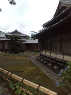 沼津の旧・御用邸