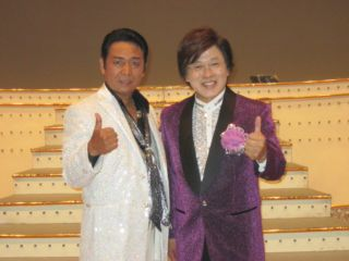 山本譲二さんはスターでした!
