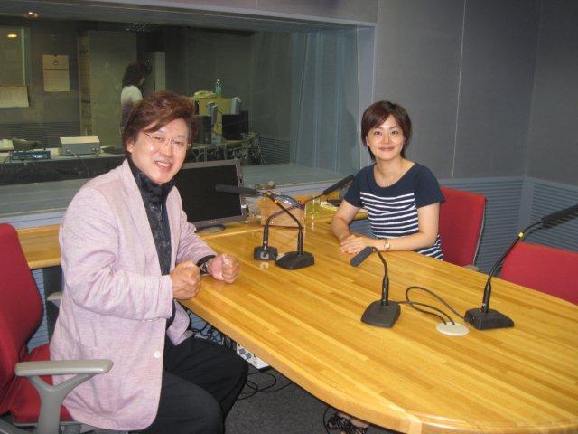 今日は東海ラジオ収録でした!
