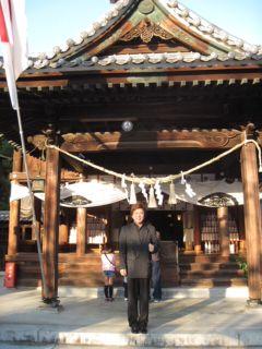 八柱神社秋祭り