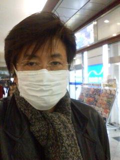 マスクはいいですね