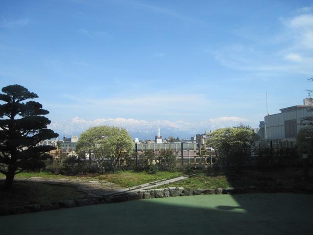 明日は富山