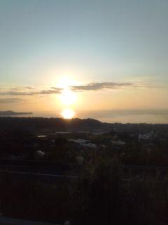 厳冬・富山湾